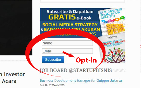 OPT IN Sip
