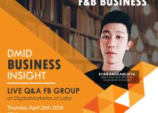 Food &Beverage Business with Ryan Angkawijaya