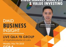 Stock Market Analysis & Value Investing with Andika Sutoro Putra
