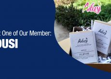 Meet one of our member: Adusi