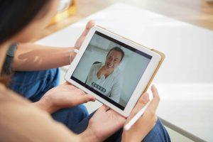 Video training/webinar